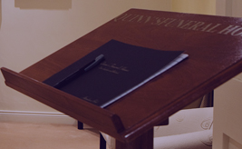 Quinns of Glasthule - Funeral Condolence Book
