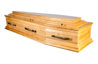 Premier Range Dunmore Coffin From Quinns of Glasthule Funeral Home Directors