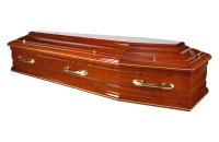 Premier Range Merrion Coffin From Quinns of Glasthule Funeral Home Directors