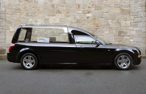 Quinn's of Glasthule Funeral Home Hearse