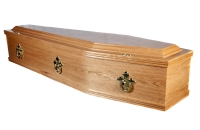 Standard Range Beaumount Coffin From Quinns of Glasthule Funeral Home Directors