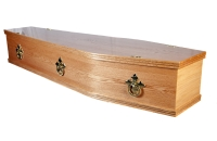 Standard Range Howth Coffin From Quinns of Glasthule Funeral Home Directors