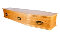 Superior Range Ashford Coffin From Quinns of Glasthule Funeral Home Directors