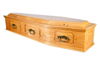 Superior Range Windsor Coffin From Quinns of Glasthule Funeral Home Directors