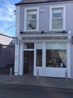 Quinns Funeral Home Directors Ballybrack Office